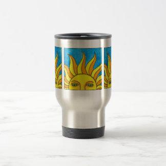 Summer Sun Travel Mug