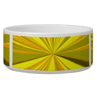 Summer Sun Vanishing Point Bowl
