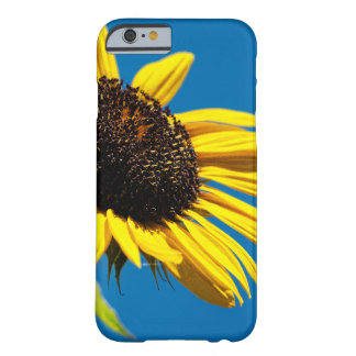 Summer Sunflower Barely There iPhone 6 Case