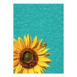 Summer Sunflower Bridal Shower Invitation
