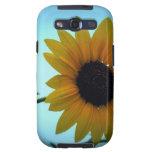 Summer Sunflower Galaxy SIII Case