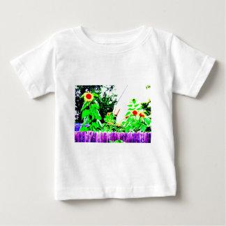 Summer Sunflower Garden Photo Design Shirt
