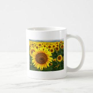 Summer Sunflowers Mug