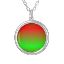 Summer Sunset Custom Necklace
