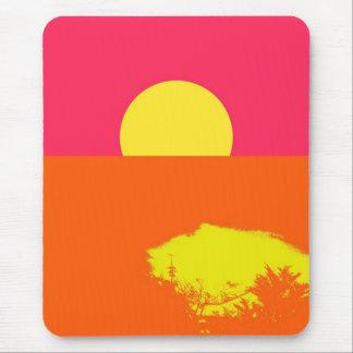 SUMMER SUNSET - Fine art Mousepads