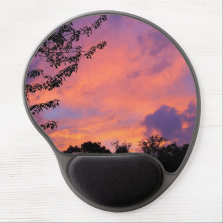 Summer Sunset Romantic Gel Mousepad *Customize It*