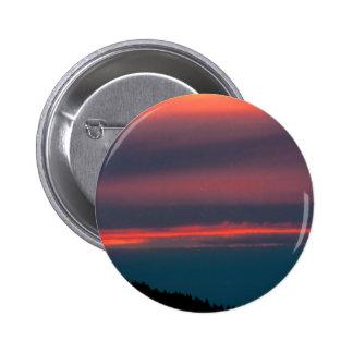Summer Sunsets 2 Inch Round Button