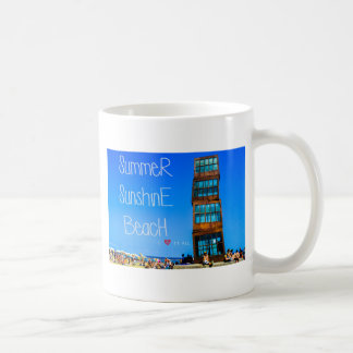 Summer, Sunshine, Beach Coffee Mug