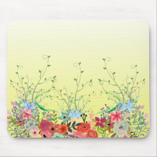 Summer sunshine fun Multi products selected Mouse Pad