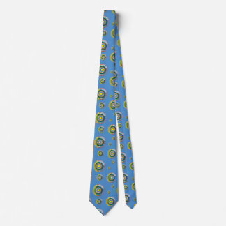 Summer Sunshine Men's Neck Tie