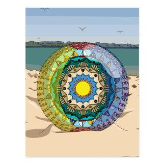 Summer Sunshine Postcard
