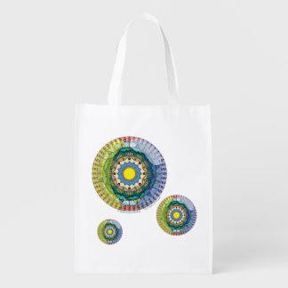 Summer Sunshine Reusable Grocery Bag