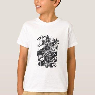 Beach Themed Summer surf enjoy T-Shirt