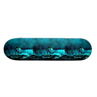 Summer Surfing Grunge Style Skate Decks