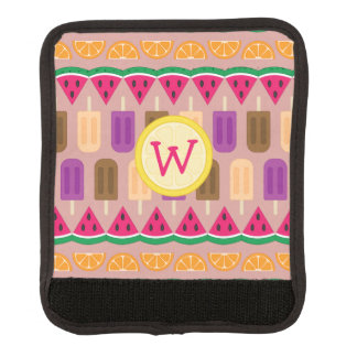 Summer Sweets Luggage Handle Wrap