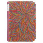 Summer Swirls Case For The Kindle