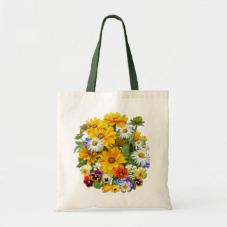 Summer Symphony ~ Budget Tote