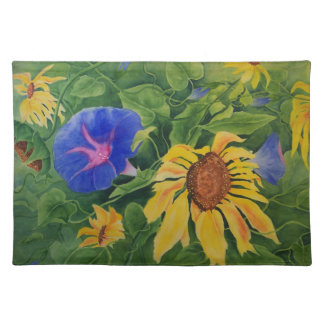 Summer Tango Placemat Cloth Placemat
