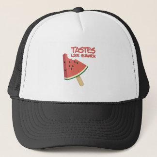 Summer Taste Trucker Hat