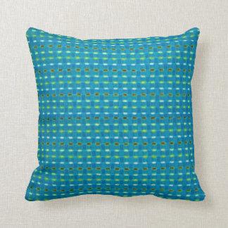 Summer Teal Pillows