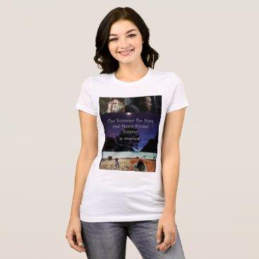 McTiffany Tiffany Aqua Summer the Moon and Stars Shined Forever Shirt