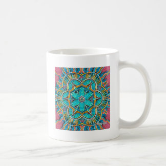Summer Theme Kaleidoscope Coffee Mug