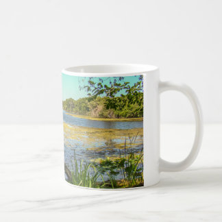 Summer Time at the Pond. Mugs