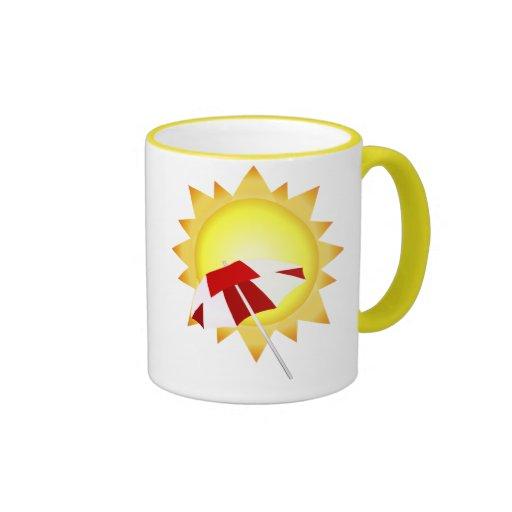 Summer Time Beach Mug
