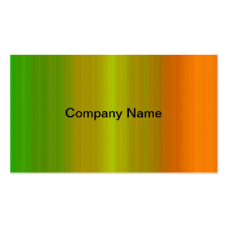 Summer Time Double-Sided Standard Business Cards (Pack Of 100)