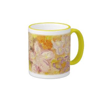 Summer Time Floral Mug