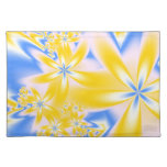 Summer time flowers placemat