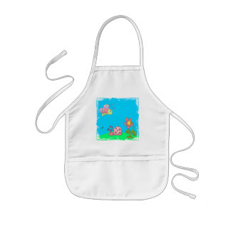 Summer Time Fun Kids' Apron