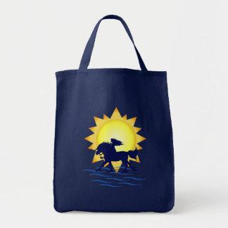Summer Time Horse Bag