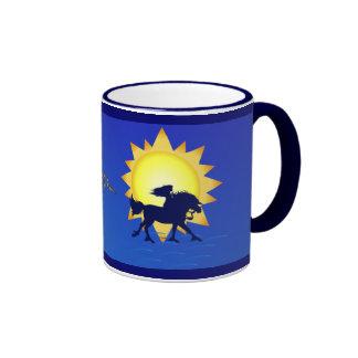 Summer Time Horse Mug