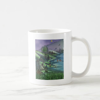 summer time in the valley coffee mugs