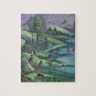 summer time in the valley jigsaw puzzles
