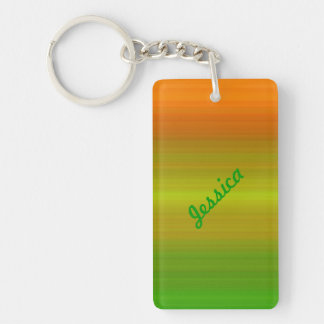 Summer Time Key Chain