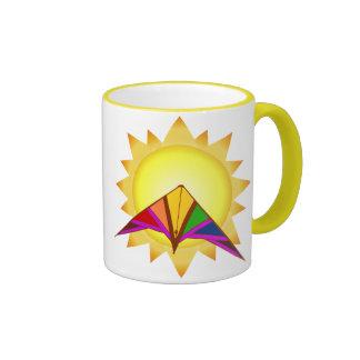 Summer Time Kite Mug