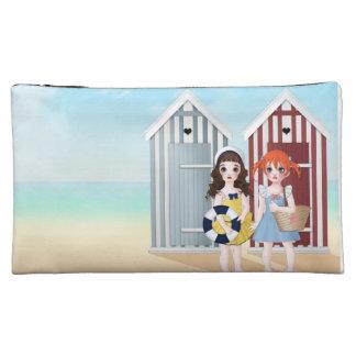 Summer Time! Makeup Bag