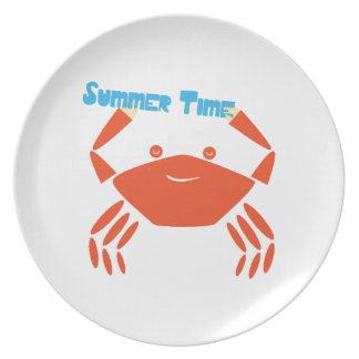 Summer Time Plates