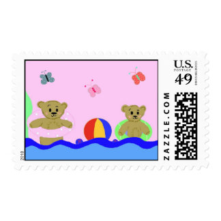 Summer Time Postage