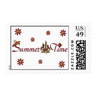 Summer Time Postage - Medium