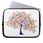 Summer Time tree Laptop Computer Sleeve
