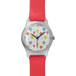 Summer time wrist watches