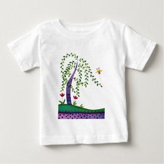 summer tree baby T-Shirt