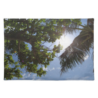 Summer Trees Cloth Placemat
