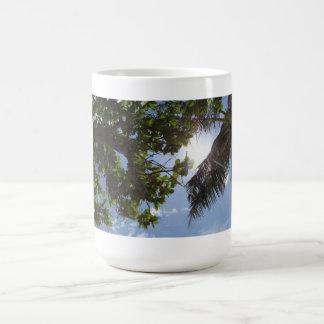 Summer Trees Coffee Mug