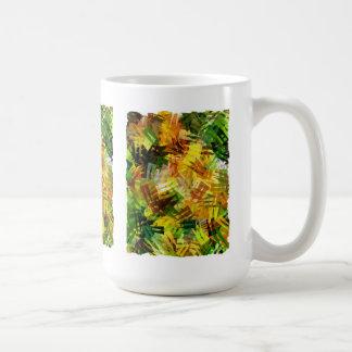 SUMMER TREES CLASSIC WHITE COFFEE MUG