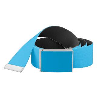 Summer Turquoise & Black Color Belt