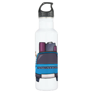 Summer Vacation 1 Water Bottle